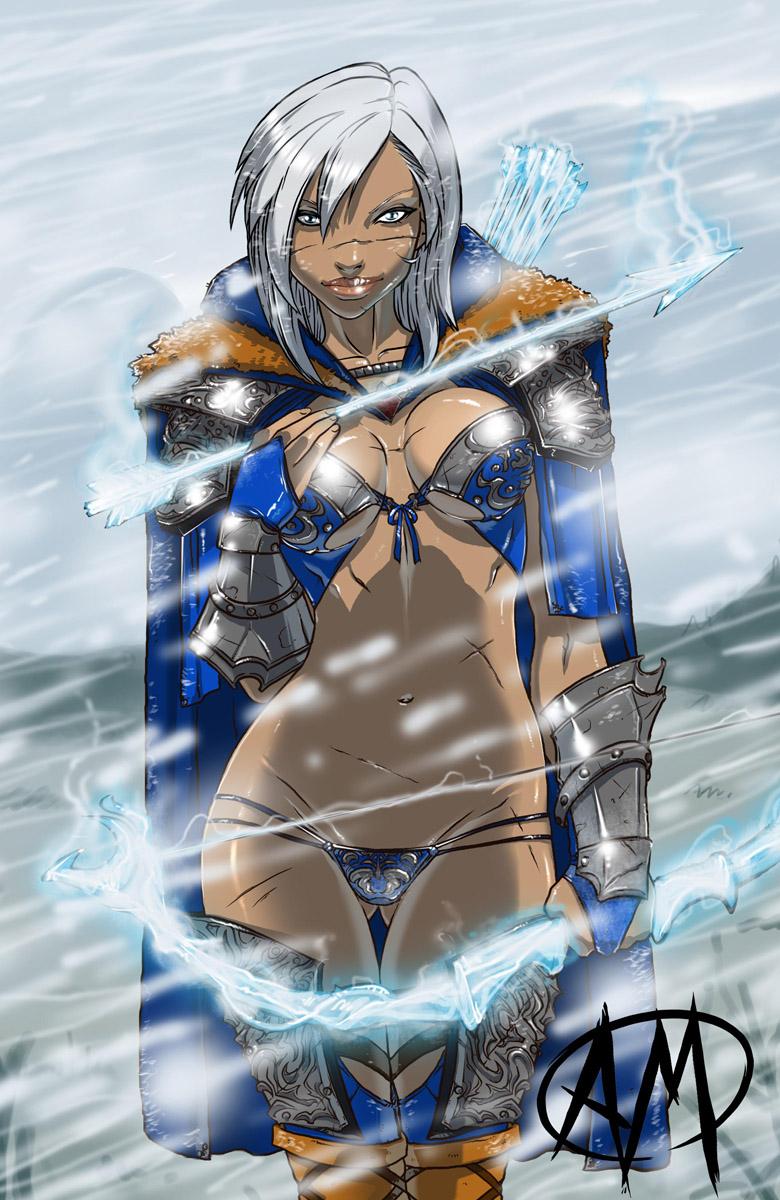 paheal of legends league Monster girl quest slug girl