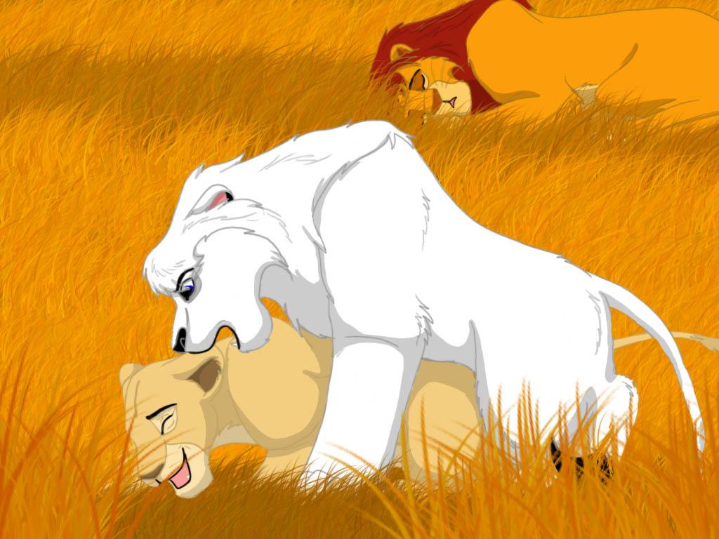 kimba the kitty white lion Judy hopps x human lemon