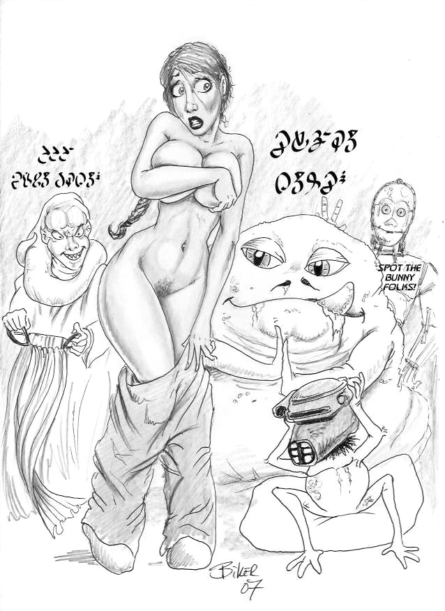 jedi the return nudity of Xxx little red riding hood