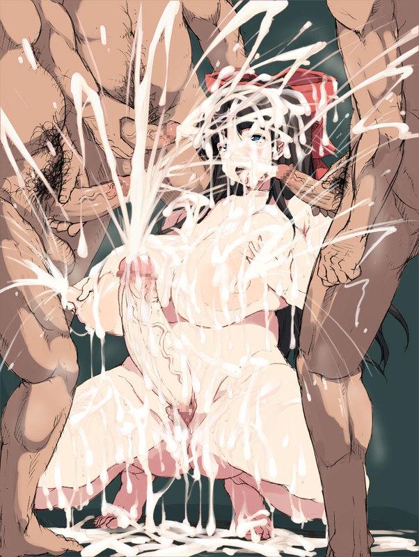 is chan shy with hitomi strangers Yuragi-sou no yuuna san
