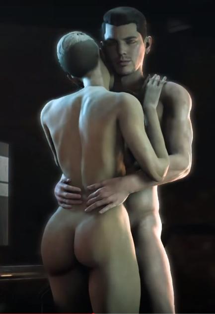 andromeda ryder effect naked sara mass Leisure suit larry magna nude