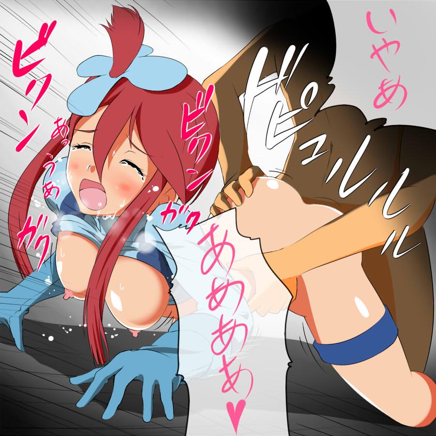 and misty ash pokemon sex have Dokidoki little ooya-san