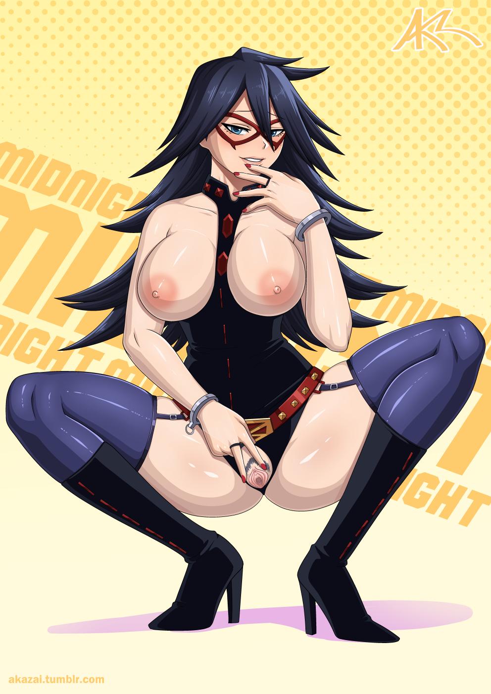 midnight r-rated hero Watashi_ga_toriko_ni_natte_yaru
