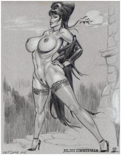 of tits dark elvira the mistress Five nights at freddy's 3 custom night