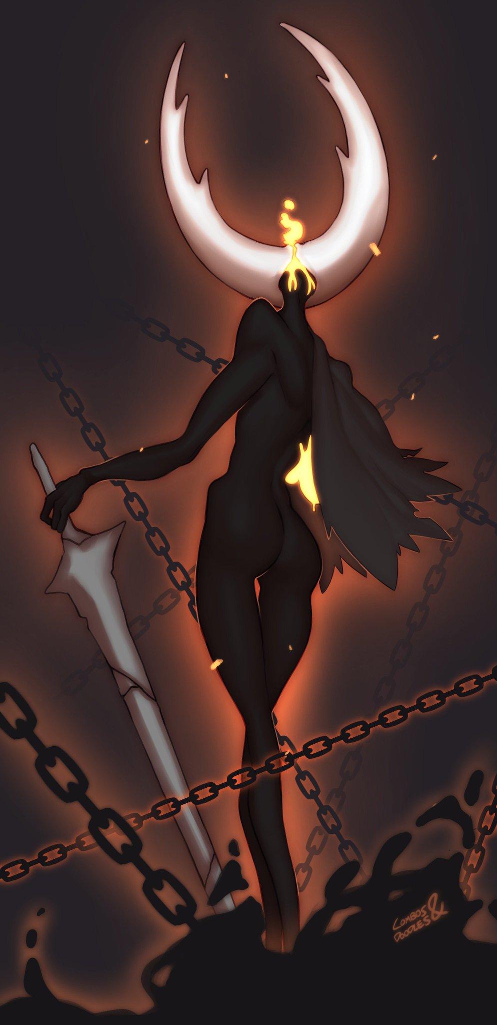hollow herrah beast the knight Neon genesis evangelion angels list