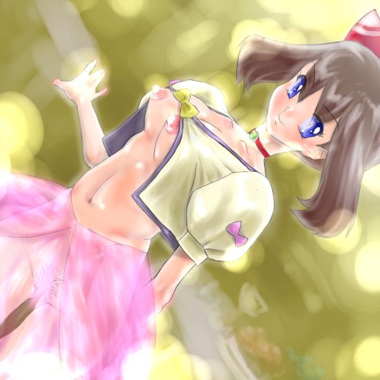 moon pokemon lillie and age sun Rape gouhou ka!!!