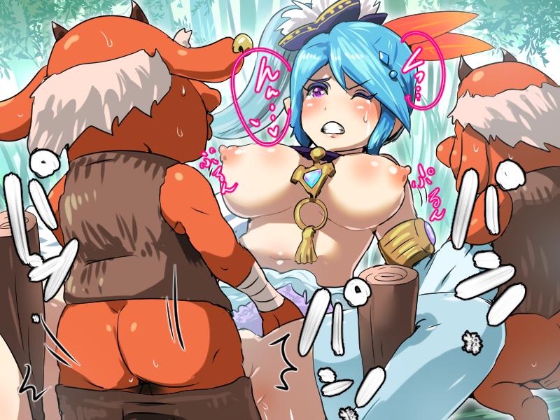 zelda the of fi legend Akame ga kill akame bikini