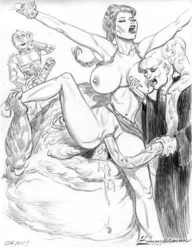 the return jedi of nudity The fairly oddparents icky vicky