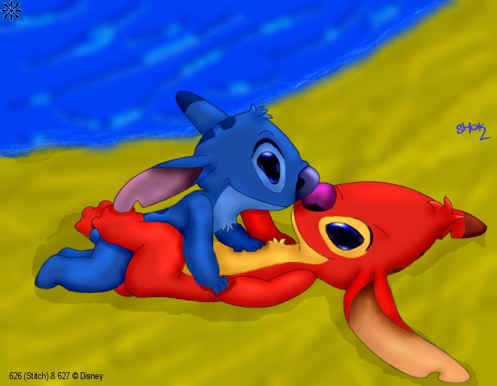 stitch lilo & the series angel Meet the robinsons
