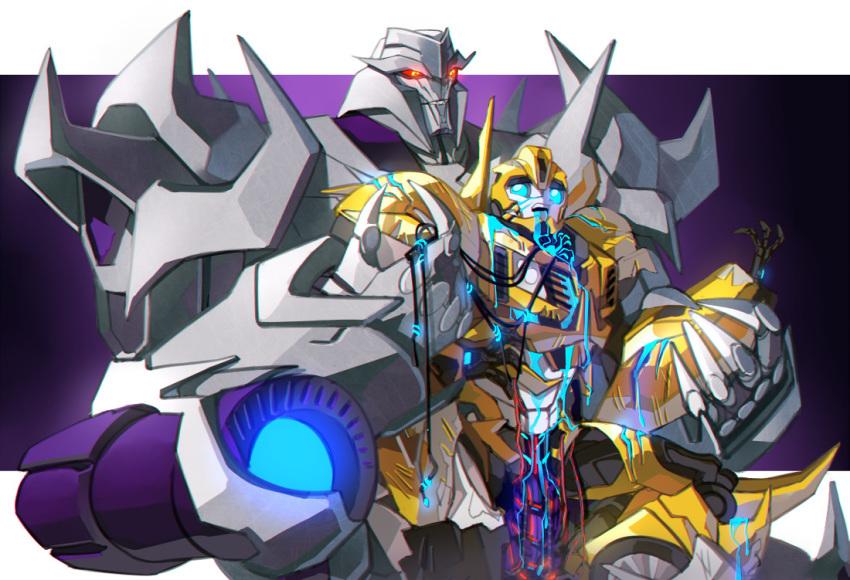 transformers starscream megatron x prime Kill la kill junketsu human