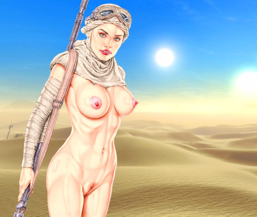 the star porn awakens rey wars force Big boobs big boobs big boobs