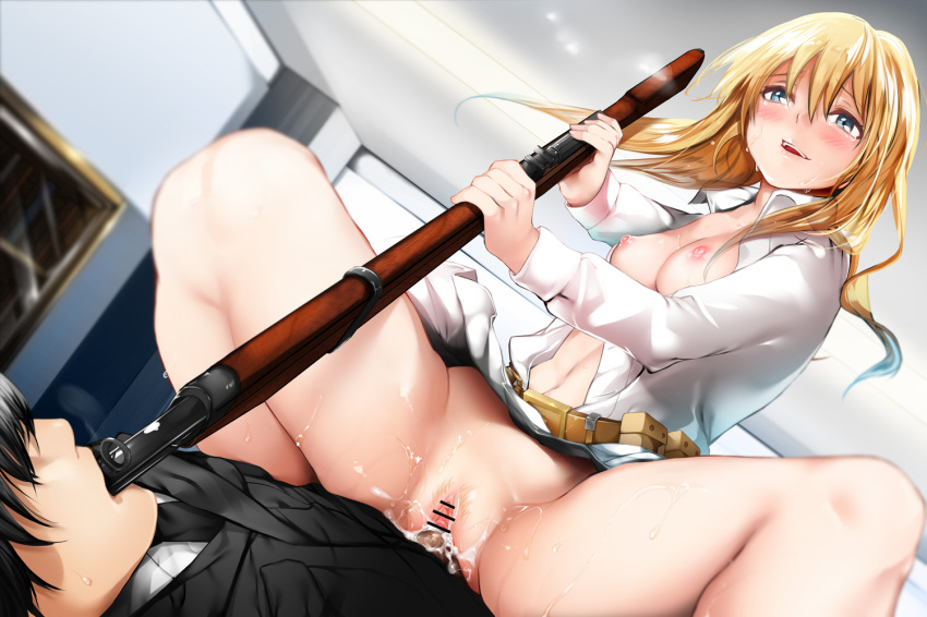 frontline an-94 girls Which fnia character are you