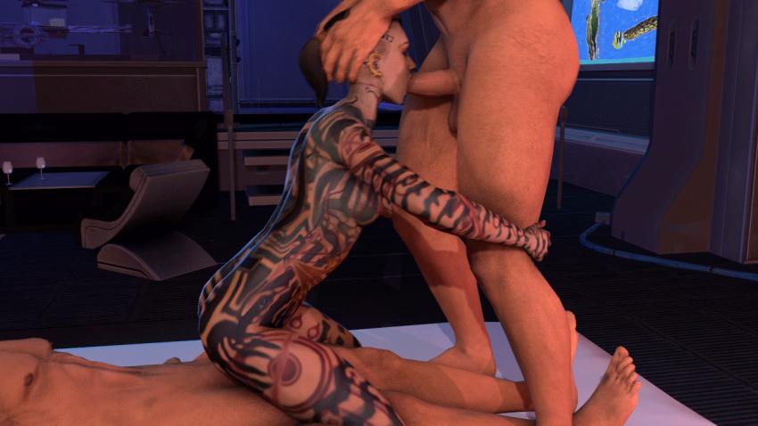 nude effect ryder andromeda mass sara Monster girl quest slug girl