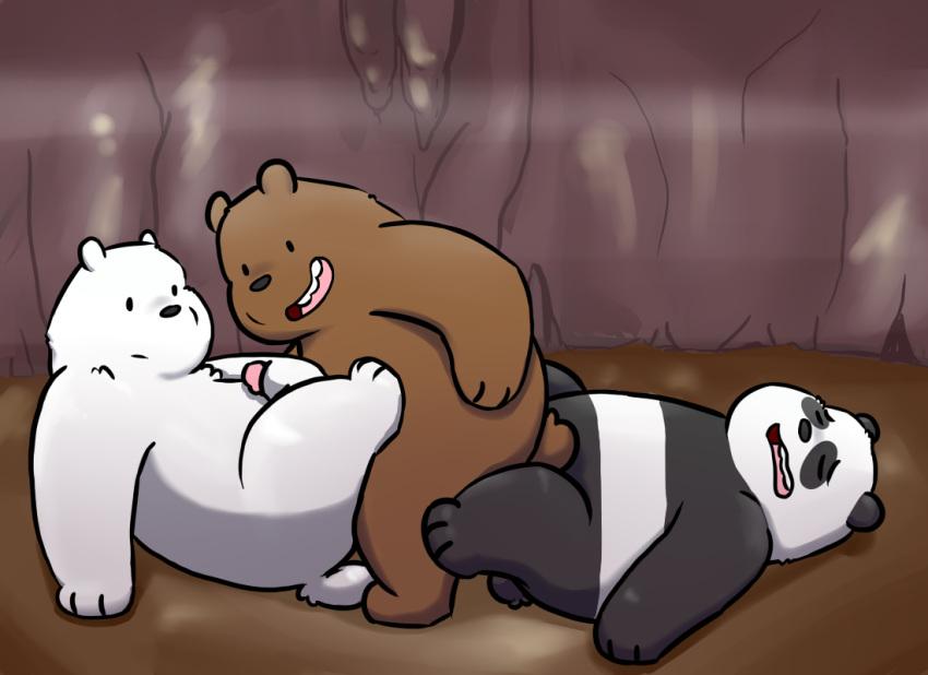 bear we bears Blazblue cross tag battle hyde