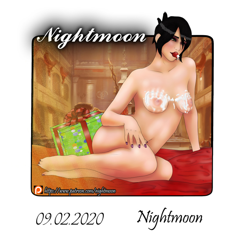 age cassandra dragon sex inquisition Naked girls in thigh highs
