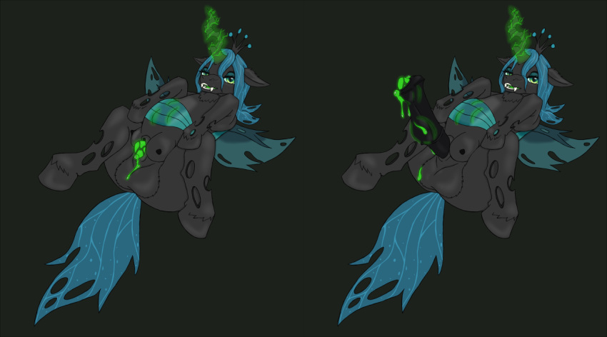 chrysalis queen pony my little Five nights at animes all jumpscares
