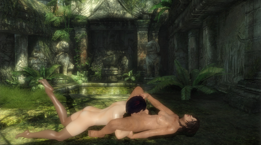 croft lara nishimura and sam Is it wrong to pick up a girl in a dungeon hestia