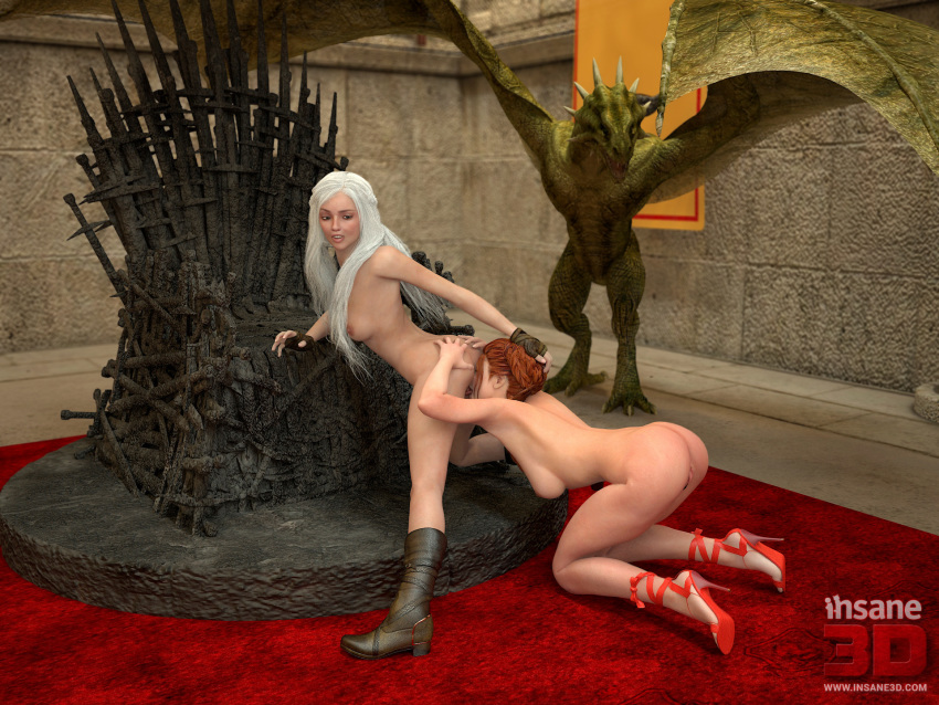 thrones of best breasts game in Kenichi the mightiest disciple nude