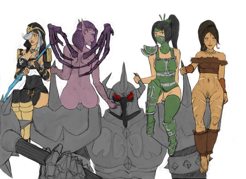 league of legends paheal Clash of clans xxx comic