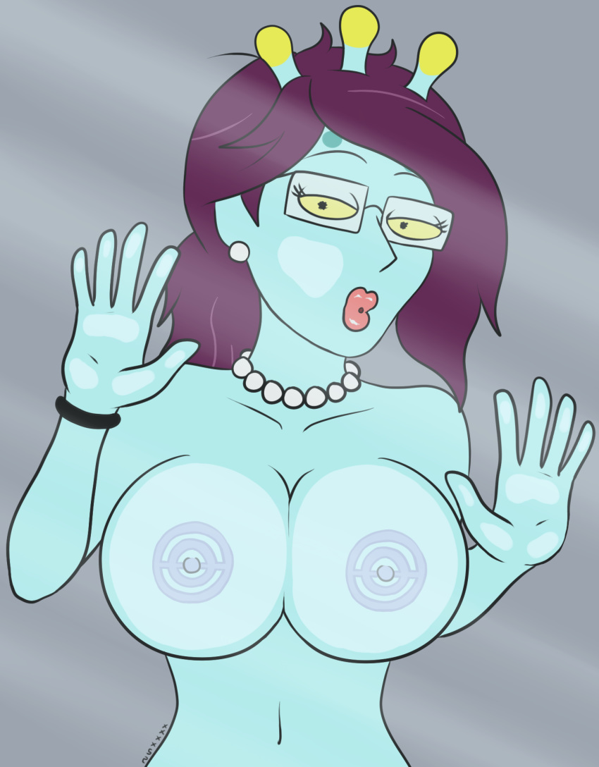 morty rick summer and xxx Avatar the last airbender toph nude