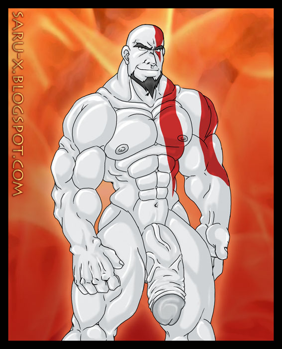 god of war Scp-860-1
