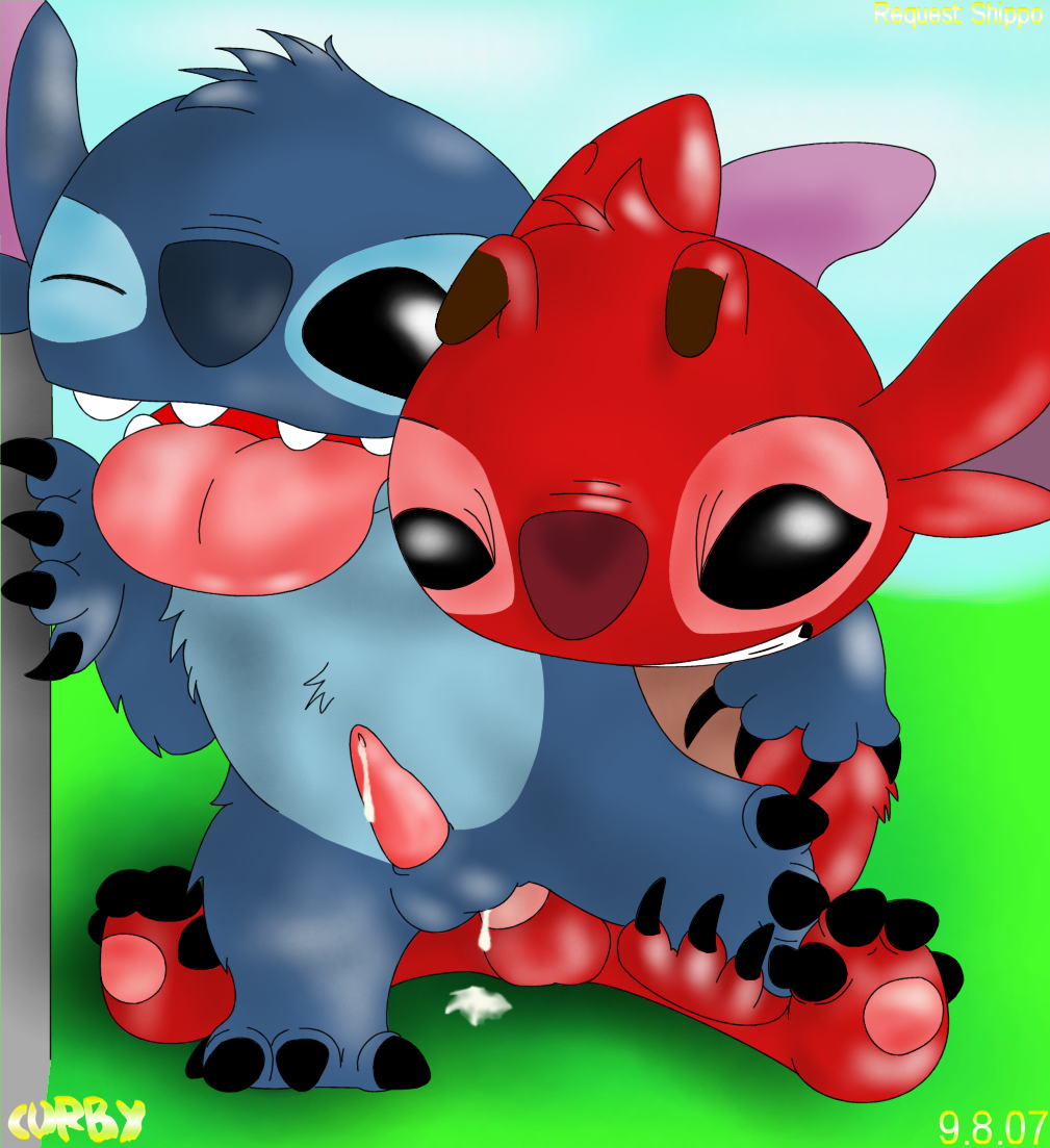 stitch experiments lilo and from Transformers robots in disguise strongarm