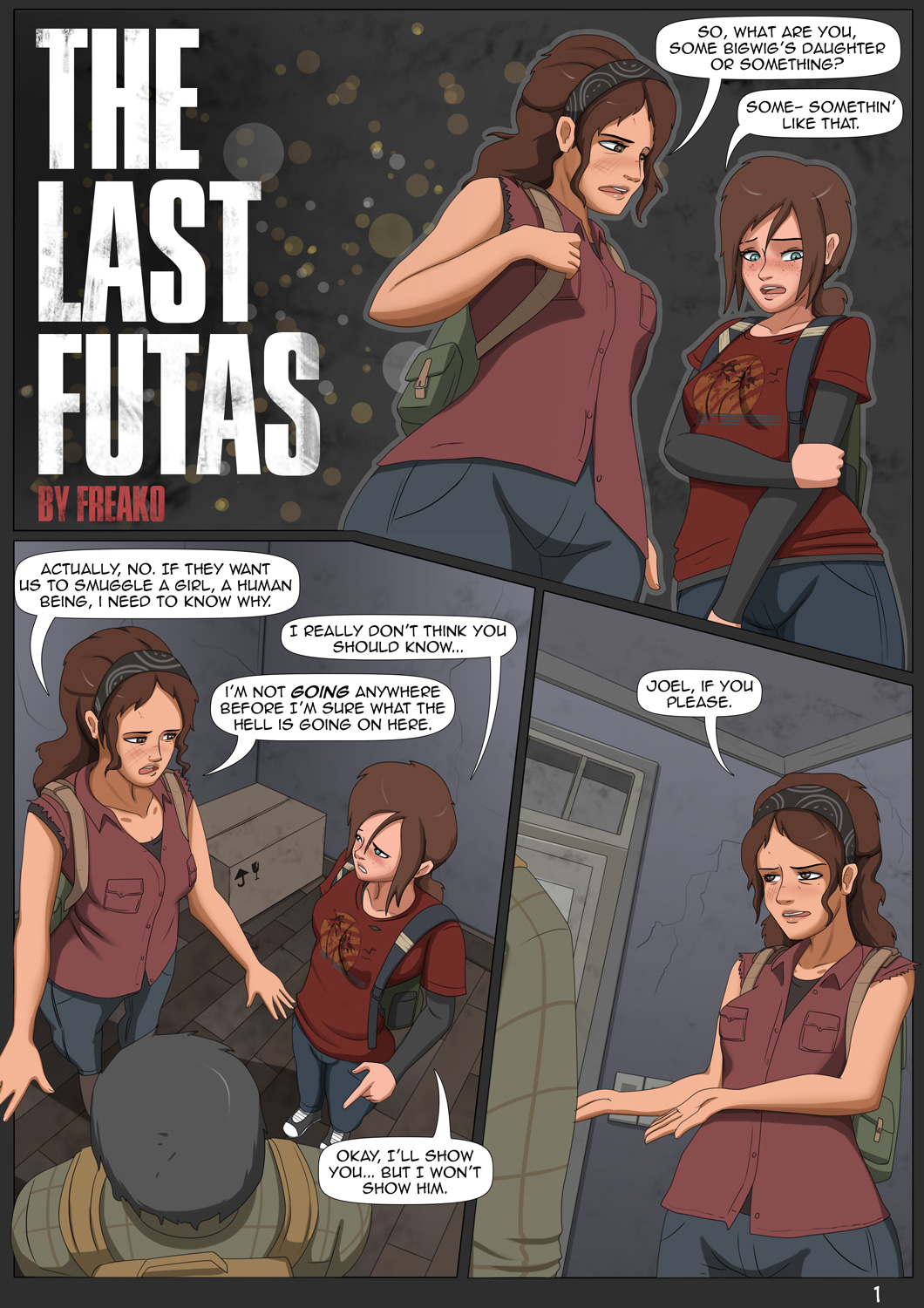 last us of the ass ellie Fou lu breath of fire