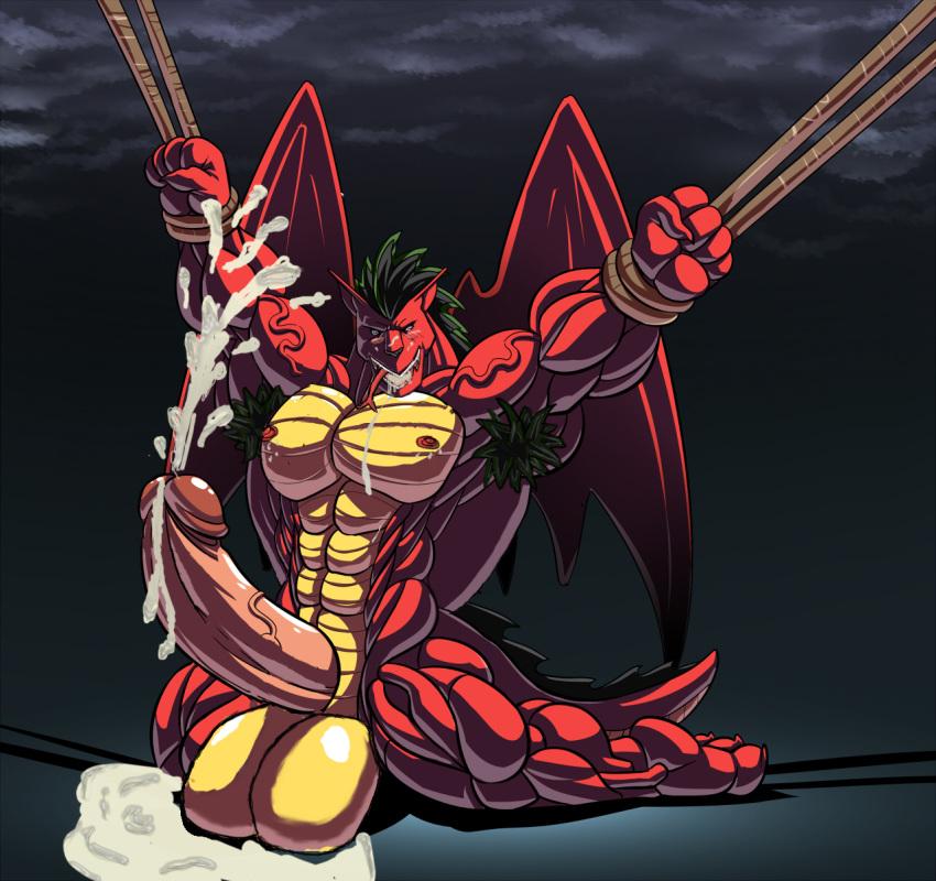 transformation dragon american long jake Happosai ranma 1/2