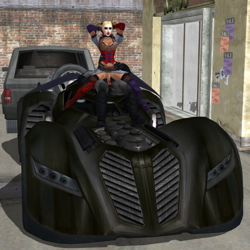 catwoman naked city batman arkham Is fate grand order canon